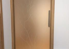 Sklenné dvere