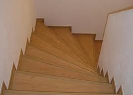 Obklady a schody