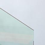 priehľadné sklo
